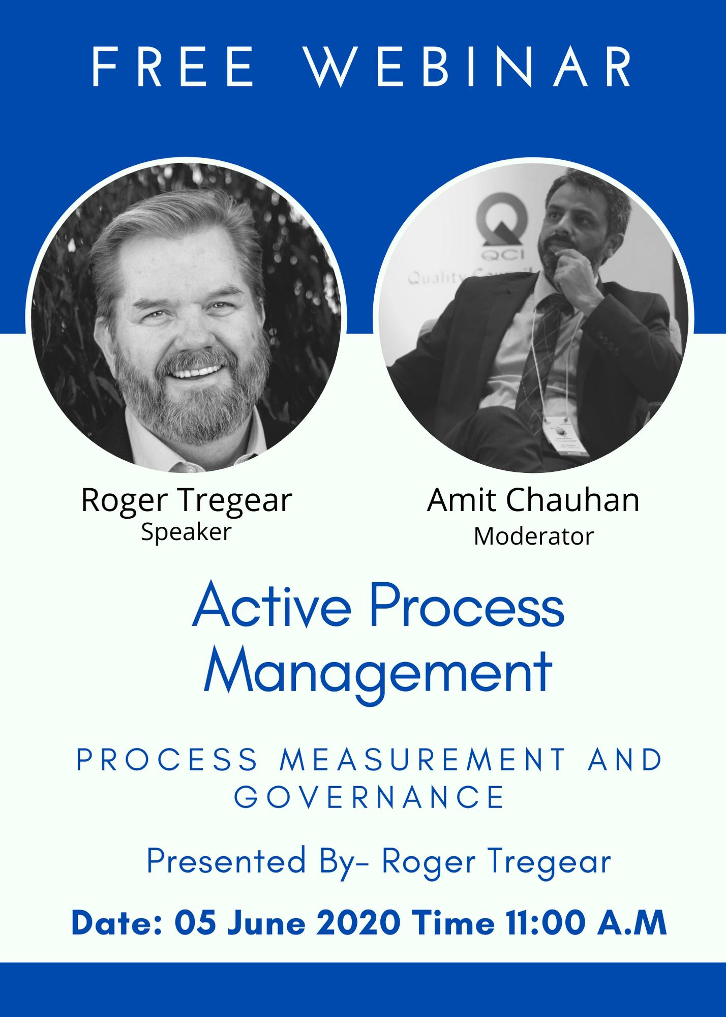 Active Process Management